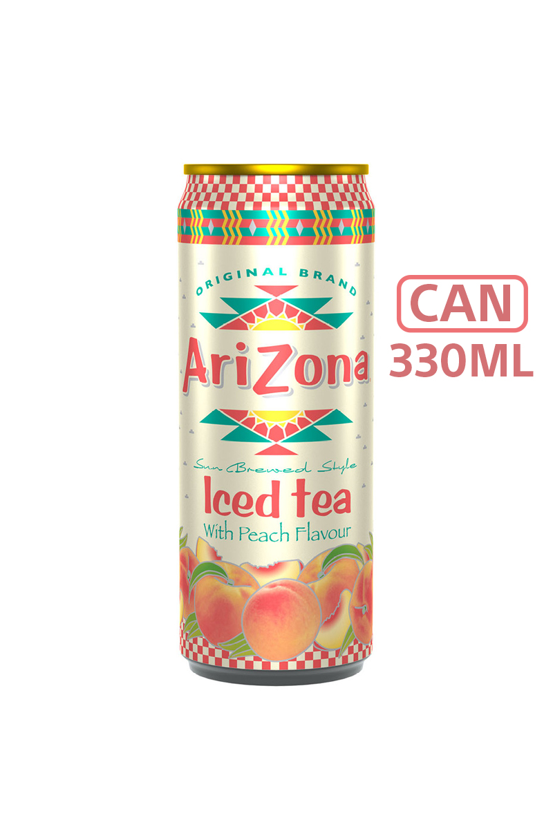 Peach Iced Tea (4x6pack)