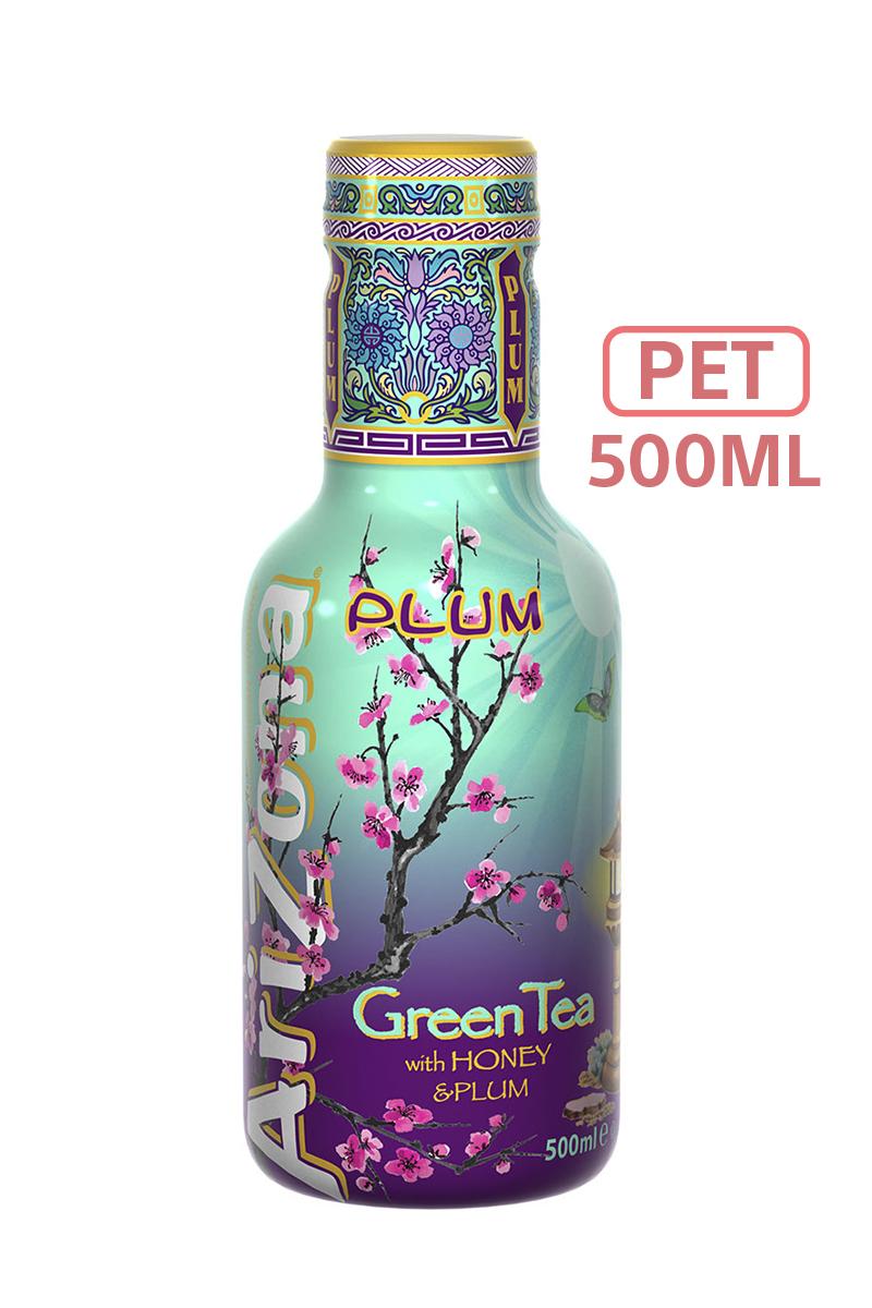 Green Tea Plum