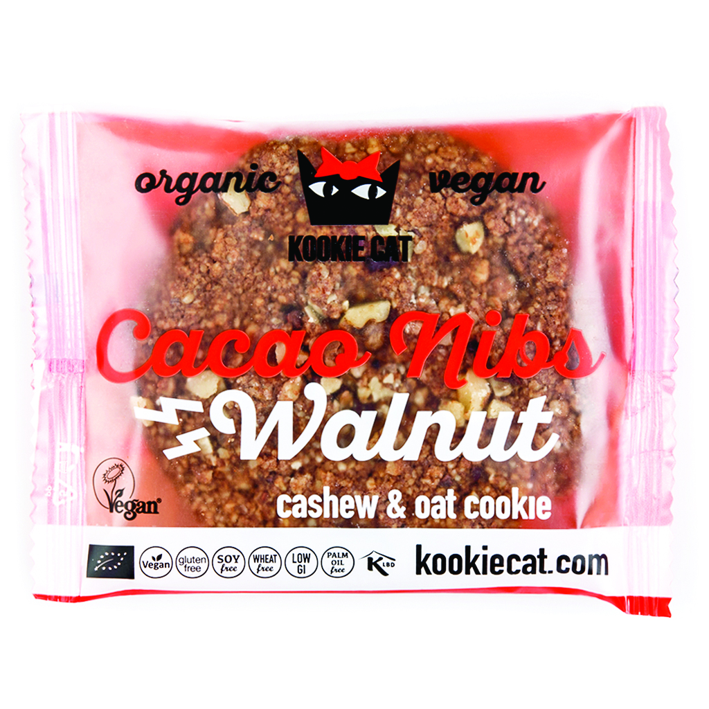 -  Cacao Nibs & Walnut