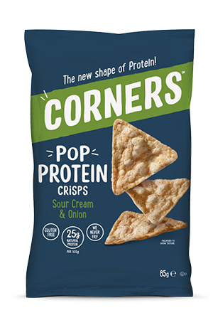 Pop Protein Sour Cream & Onion