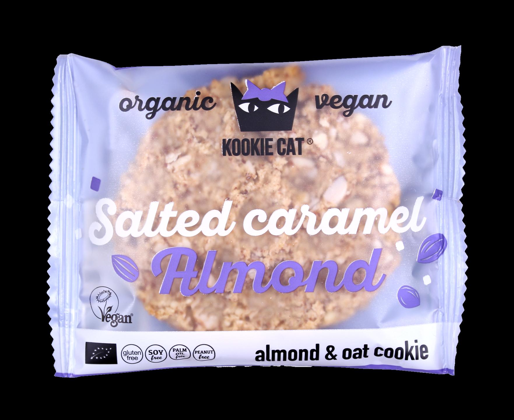 Salted Caramel & Almonds
