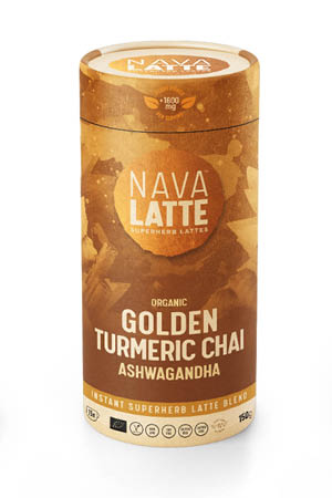 Golden Turmeric Chai Ashwagandha