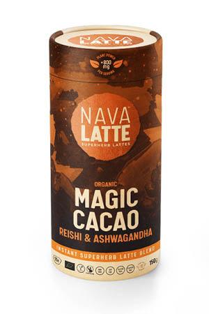 Magic Cacao Reishi & Ashwagandha