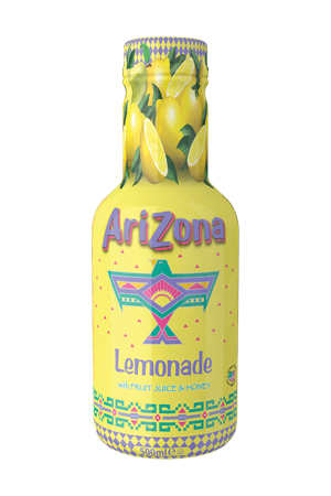 Arizona - Lemonade Fruit Juice Honey