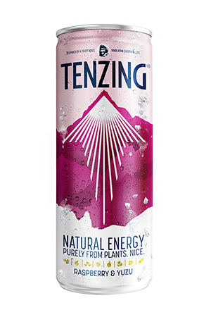 Natural Energy Raspberry & Yuzu