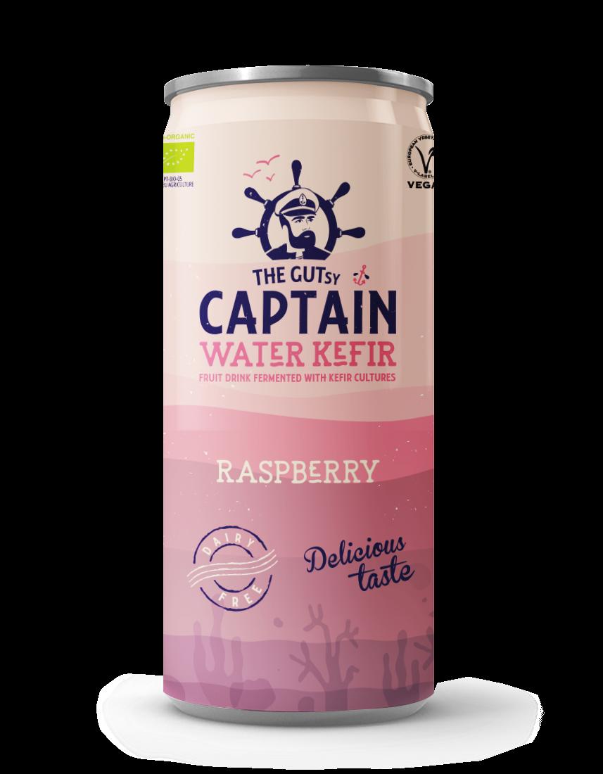 Water Kefir Raspberry BIO