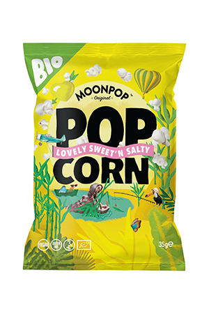 Popcorn - Lovely Sweet & Salty