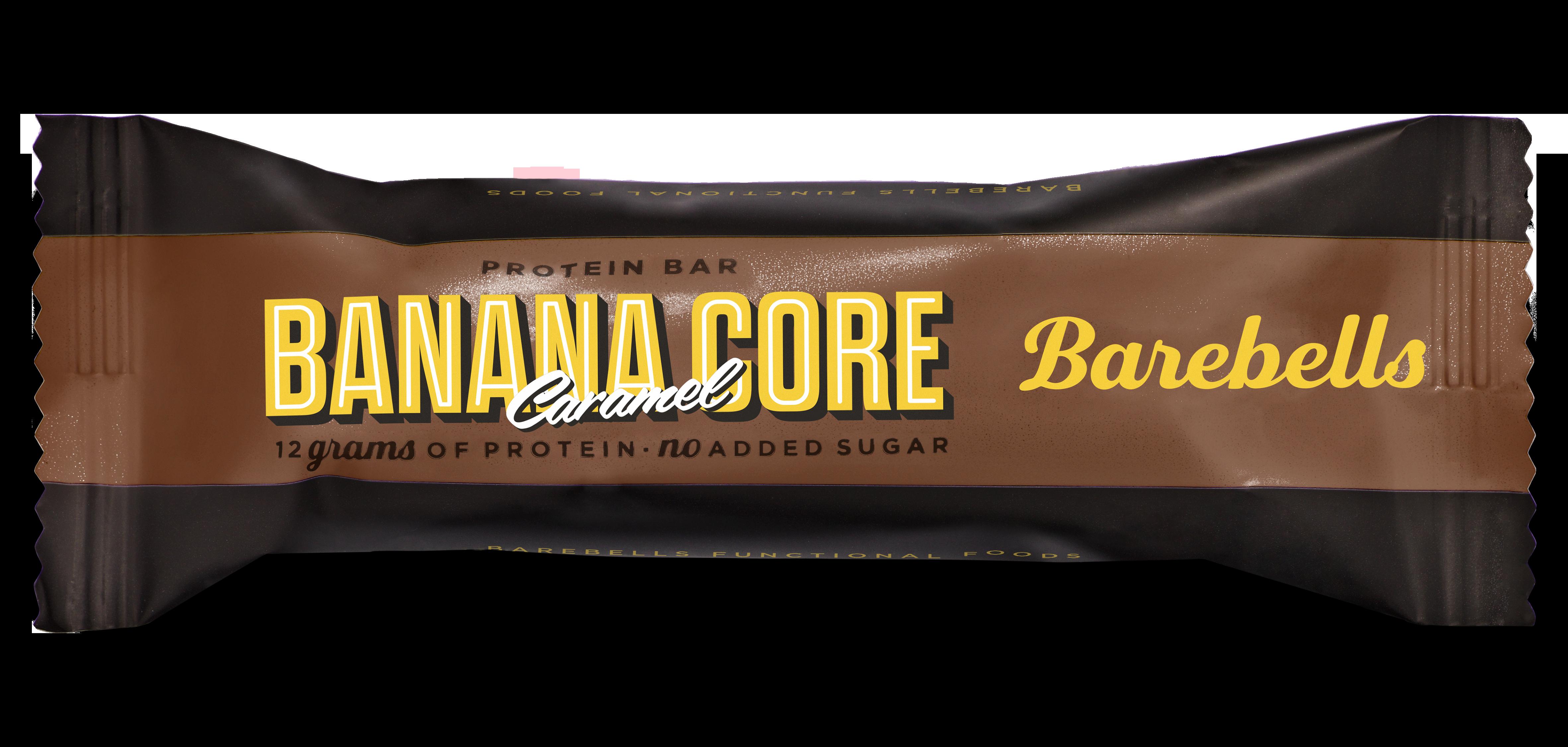Banana Caramel Core bar