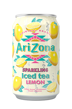 Arizona - Sparkling Lemon Iced Tea